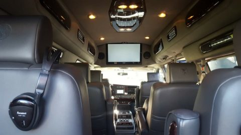 2014 Chevrolet Van Explorer Luxury Express for sale