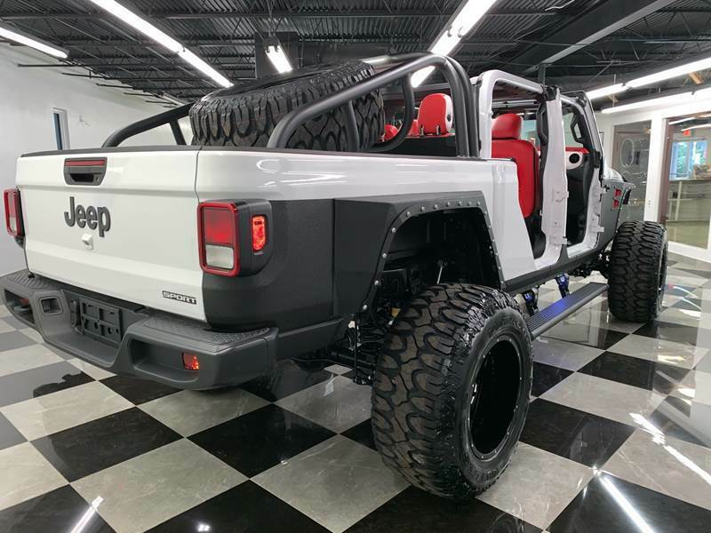 2020 Jeep Gladiator Storm Trouper Metal Jacket
