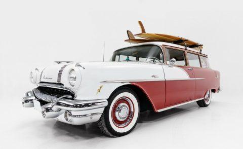 1956 Pontiac Wagon for sale