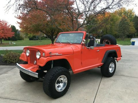 1969 Jeep Commando Jeepster for sale