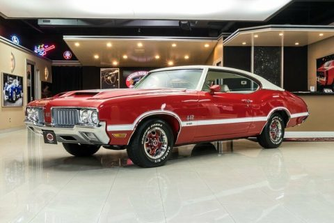 1970 Oldsmobile 442 W 30 for sale