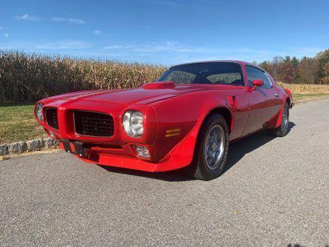 1973 Pontiac Trans Am for sale