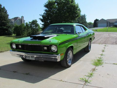 1974 Plymouth Duster 415 Magnum for sale