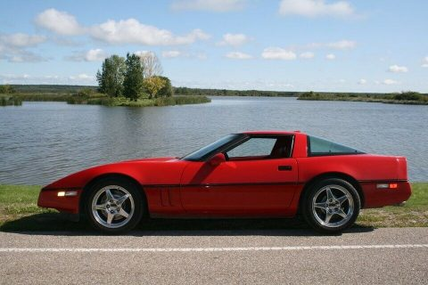 1990 Chevrolet Corvette Coupe for sale