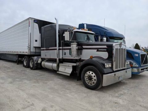 2007 Kenworth W900 truck for sale