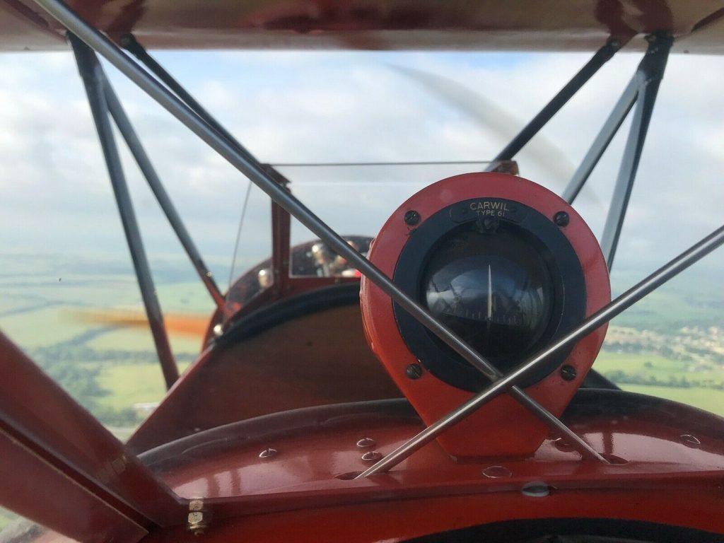 1935 Davis D 1 W aircraft