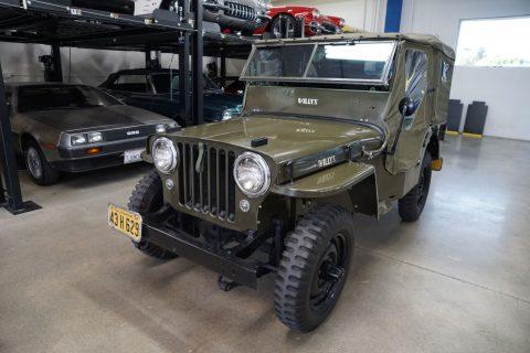 1947 Willys Jeep CJ2A Universal for sale