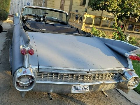 1959 Cadillac convertible for sale