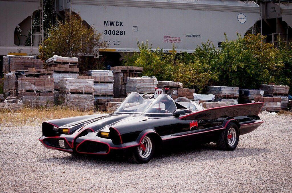 1966 Batrodz Batmobile