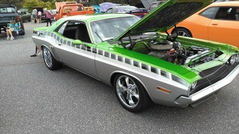 1971 Dodge Challenger custom for sale