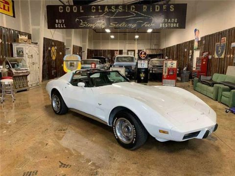 1977 Chevrolet Corvette T Top for sale