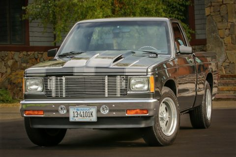 1987 Chevrolet S 10 for sale