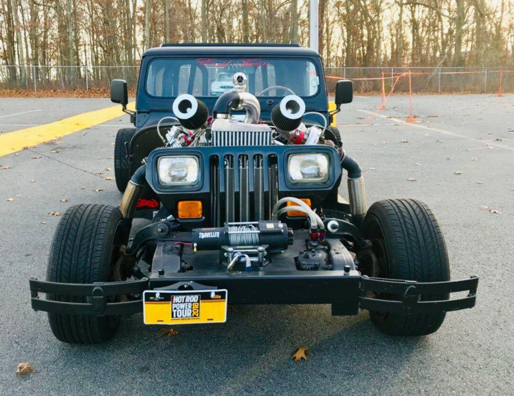 1994 Jeep Wrangler CUSTOM
