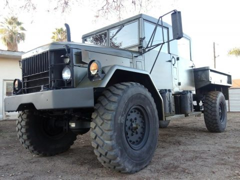 Jeep Kaiser M35a2 Multifuel for sale