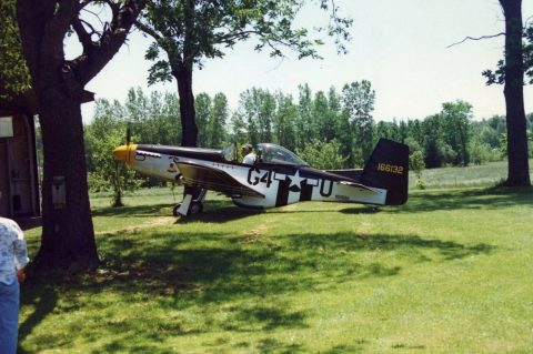Loehle Mustang Aircraft for sale