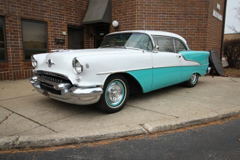 1955 Oldsmobile Eighty Eight   88    Holiday Hardtop for sale