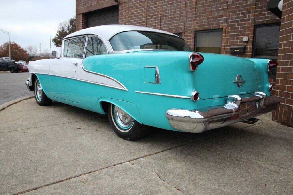 1955 Oldsmobile Eighty Eight   88    Holiday Hardtop
