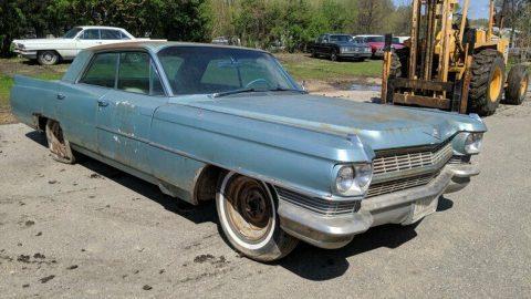1964 Cadillac Series 62 Sedan for sale