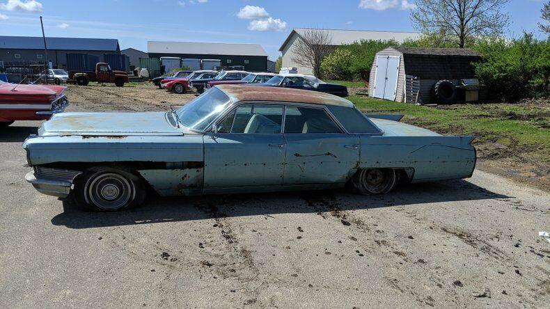 1964 Cadillac Series 62 Sedan