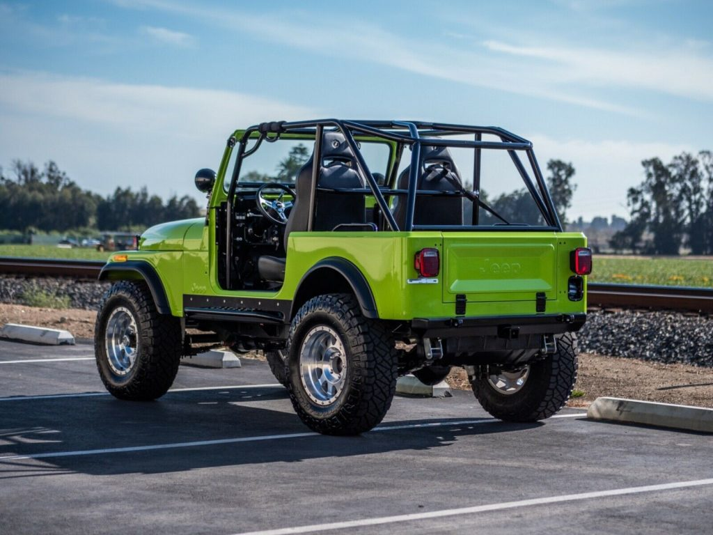 1985 Jeep CJ Cj7