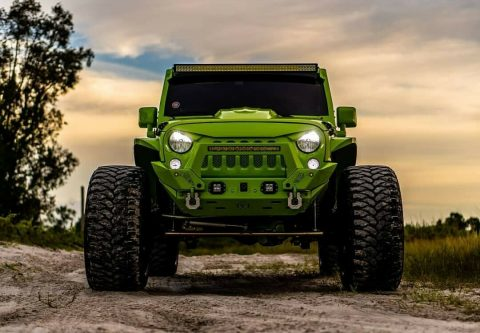 2012 Jeep Wrangler Unlimited for sale