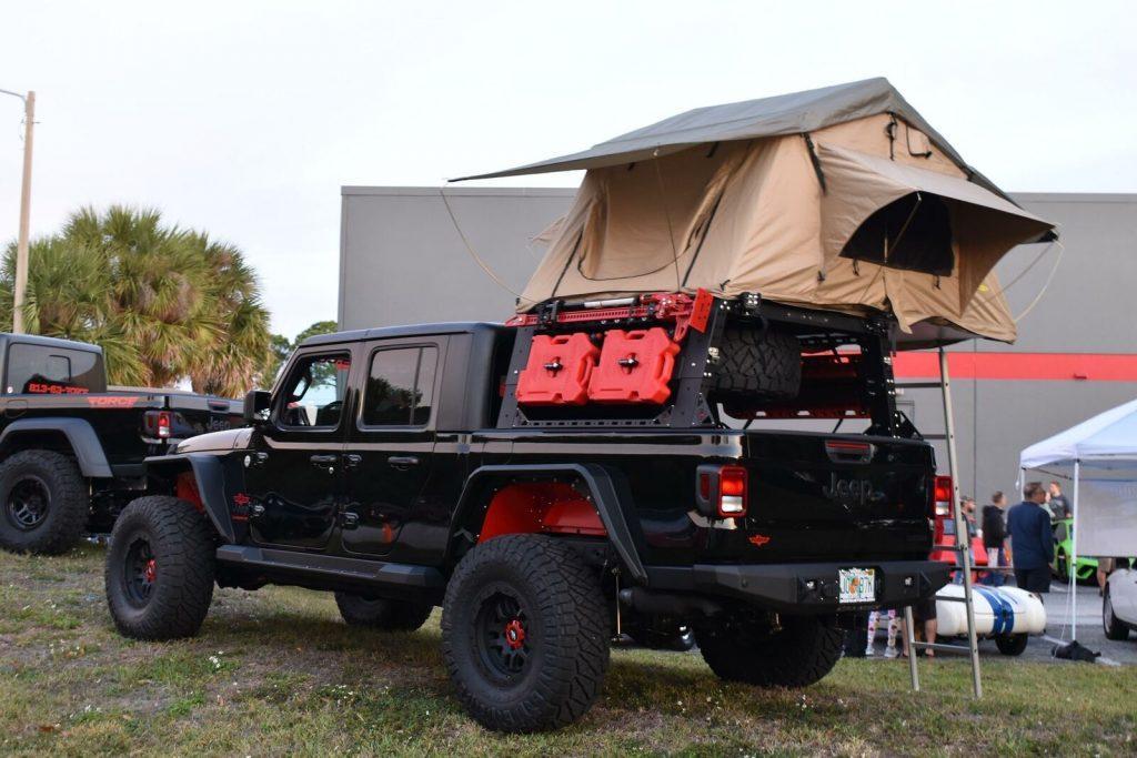 2020 Jeep Gladiator *delta 1* Overlander BUILD