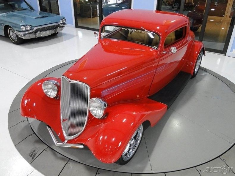 1933 Ford Model A
