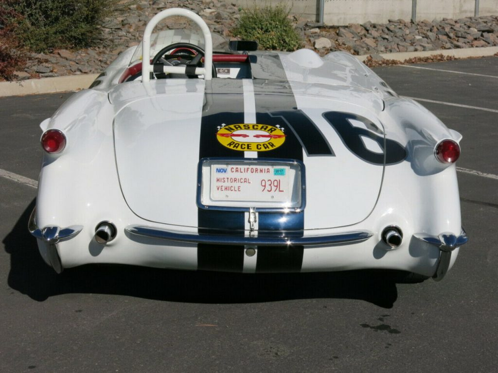 1955 Chevrolet Corvette Vintage Race Car