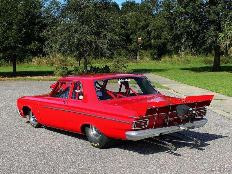 1964 Plymouth Belvedere Belvedere B body