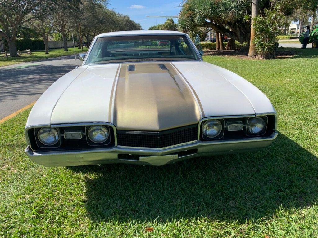 1968 Oldsmobile Cutlass CUTLASS