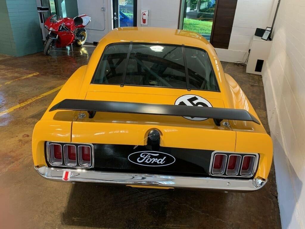 1970 Ford Mustang Boss Trans Am Race Car