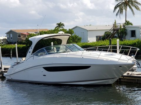 2014 Sea Ray 370 Sundancer for sale
