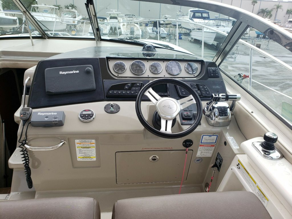 2014 Sea Ray 370 Sundancer
