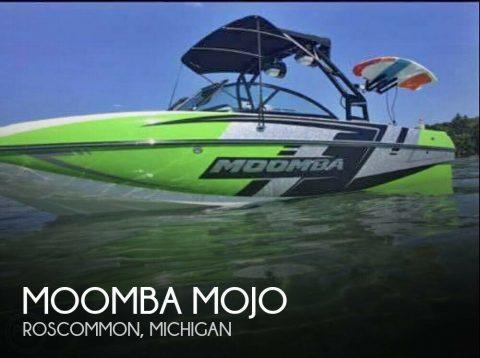 2016 Moomba Mojo  ski/wakeboard for sale