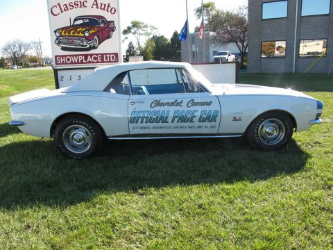 1967 Chevrolet Camaro Pace Car for sale