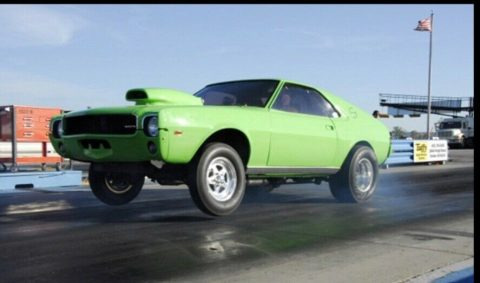1968 AMC AMX X Code Car for sale