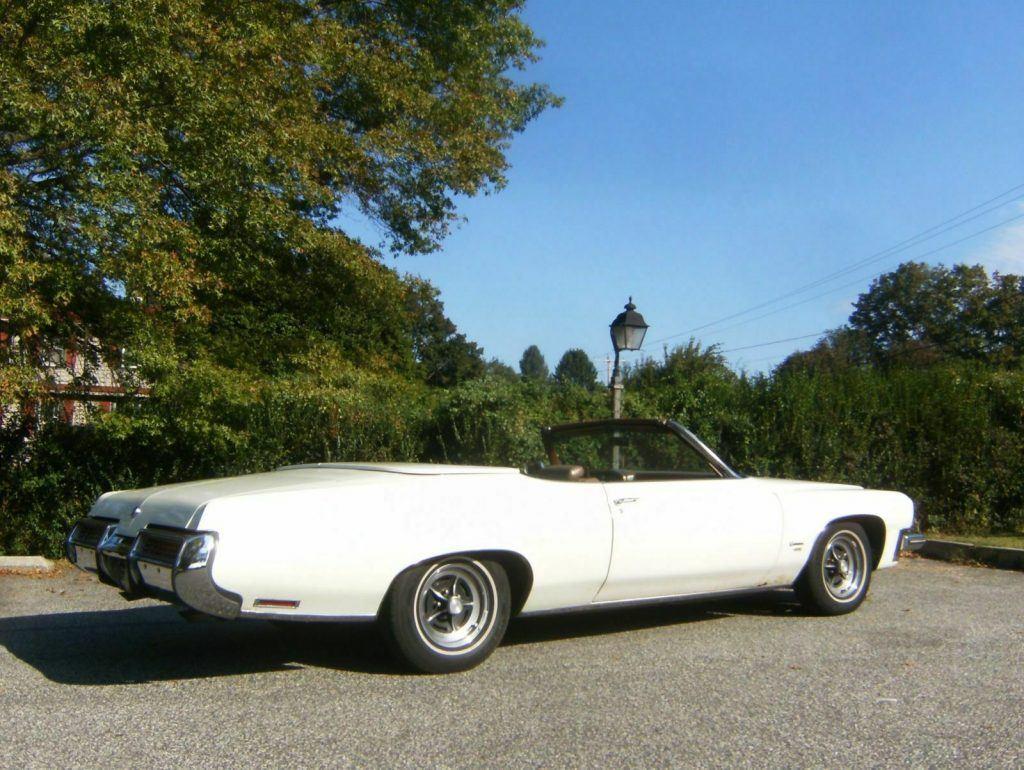 1973 Buick Centurion Convertible 455