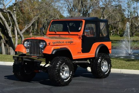 1979 Jeep CJ Soft Top Lifted for sale