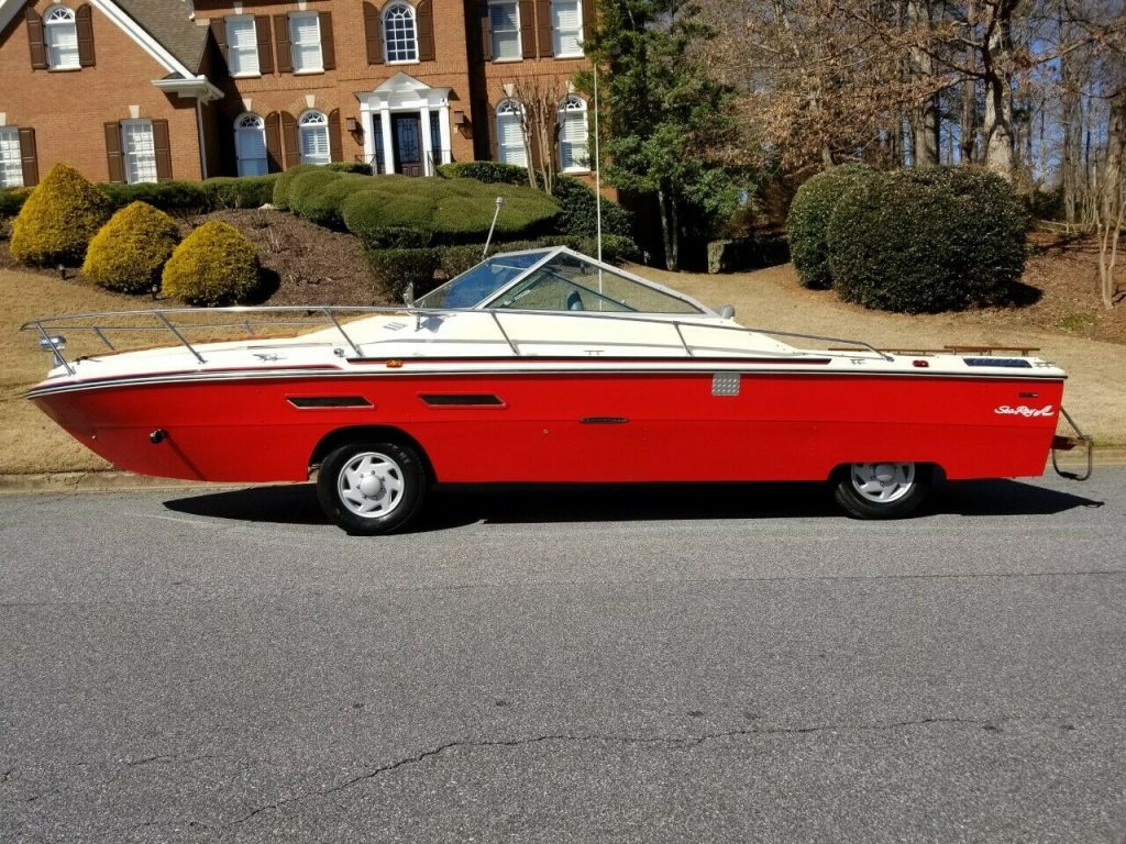1995 Boat Car