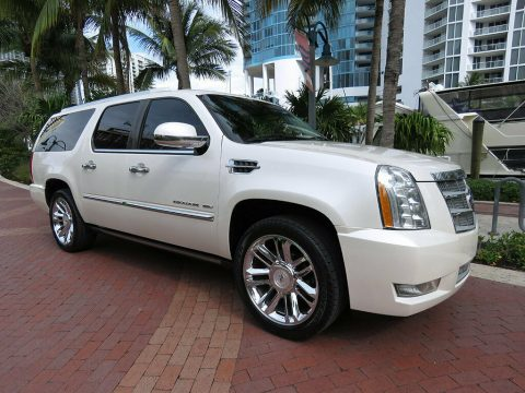 2011 Cadillac Escalade AWD 4dr Platinum Edition for sale