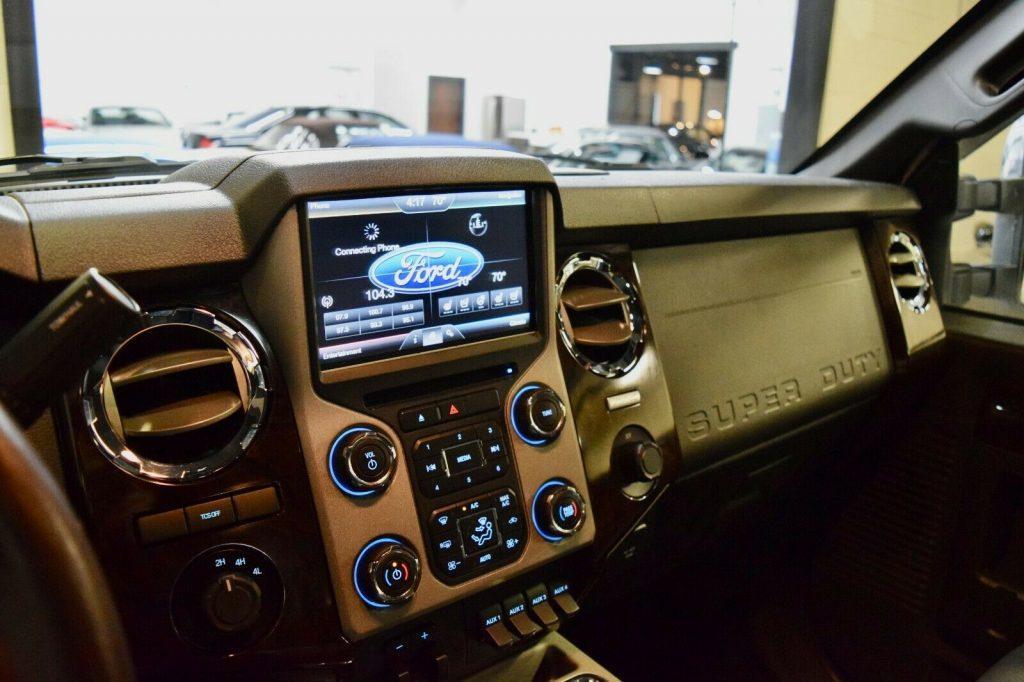 2016 Ford F 350 Platinum