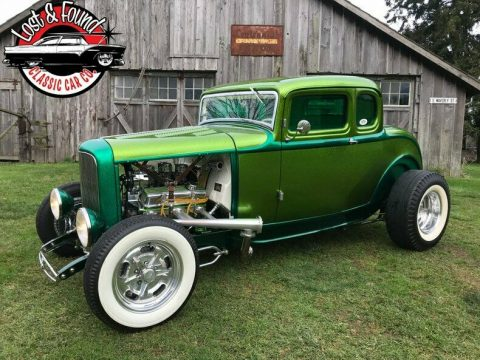 1932 Ford 5 Window Coupe SHOW CAR! for sale