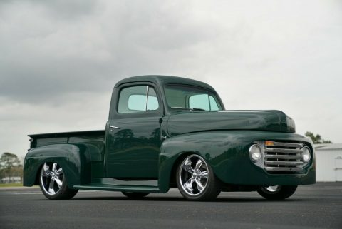 1949 Ford Pickups STEP SIDE Short BED   FREE SHIPPING for sale