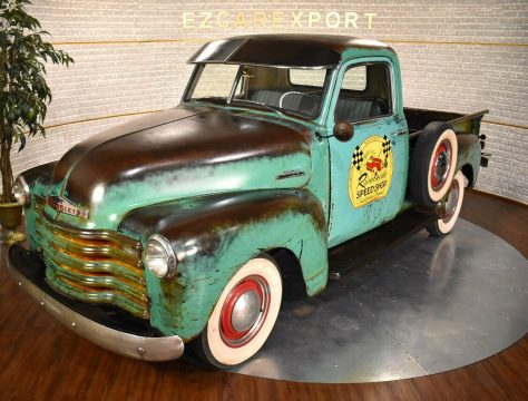 1953 Chevrolet Pickups Chevrolet 3100 Patina  FUN Truck for sale