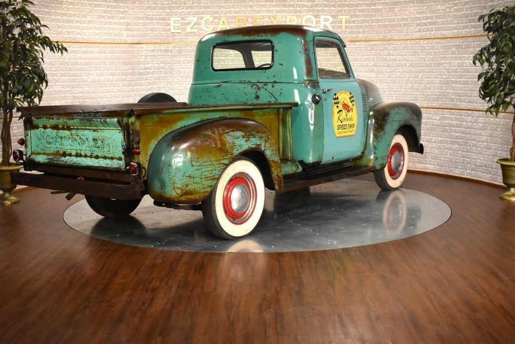1953 Chevrolet Pickups Chevrolet 3100 Patina  FUN Truck