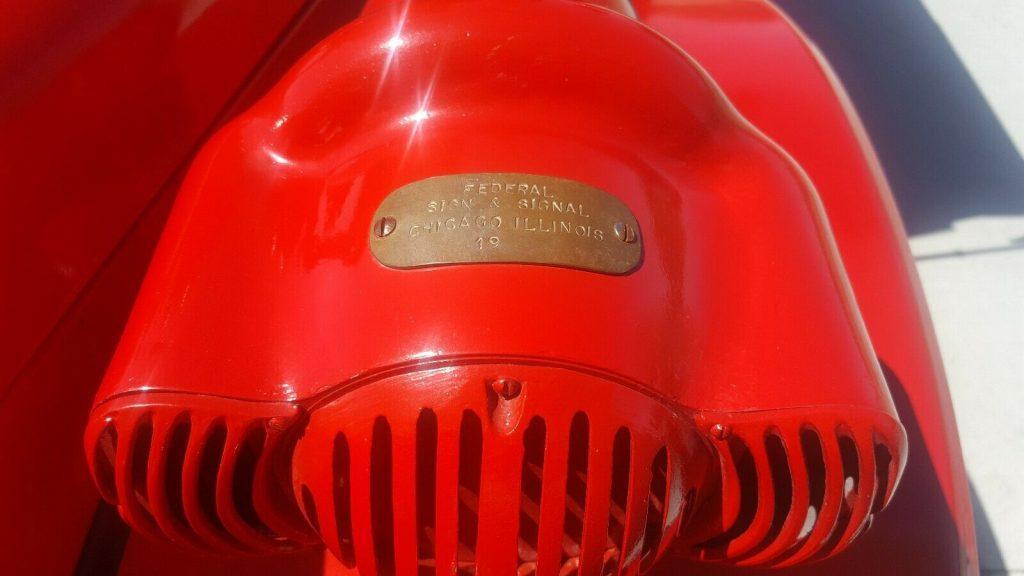1953 Dodge M 56 Pilot Crash Truck