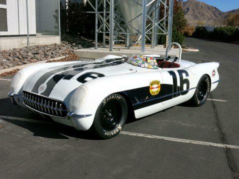 1955 Chevrolet Corvette Vintage Race Car for sale