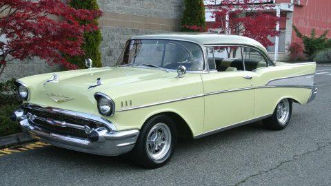 1957 Chevrolet Bel Air/150/210 Hardtop Beautiful for sale