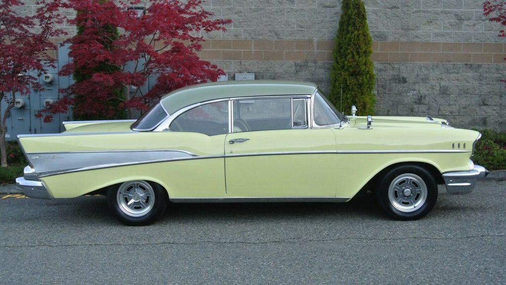 1957 Chevrolet Bel Air/150/210 Hardtop Beautiful