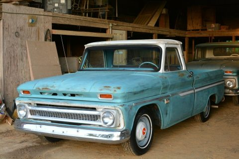 1966 Chevrolet C 10 SWB Custom CAB W/big BACK WINDOW for sale